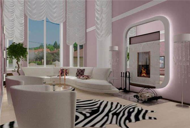 дизайн-проект 3-х комнатной квартиры 135 серии