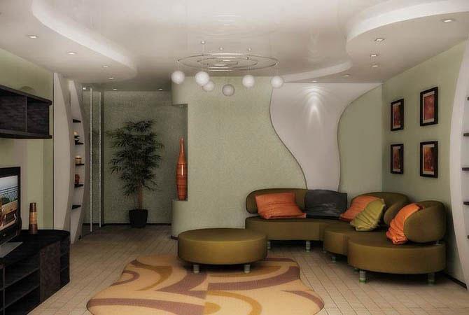 дизайн интерьера перепланировка малогоборитных квартир