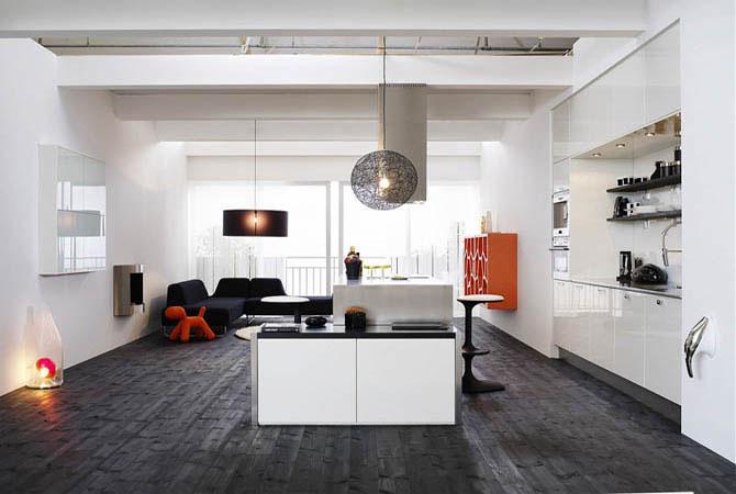 дизайн кухни стандартной квартире