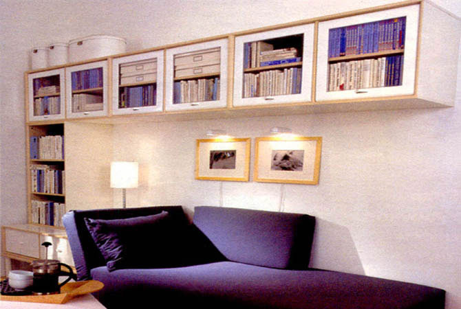 дизайнерские идеи в оформлении квартиры