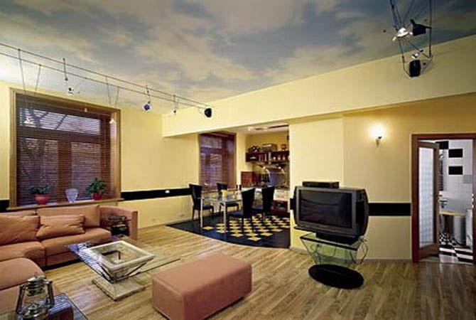 дизайны однокомнатных квартир серии и 155