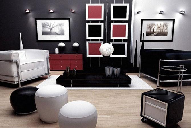 разработка интерьеров и дизайн индивидуального жилого дома