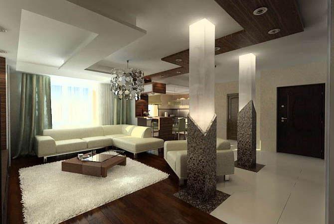 цены дизайн интерьеров квартир