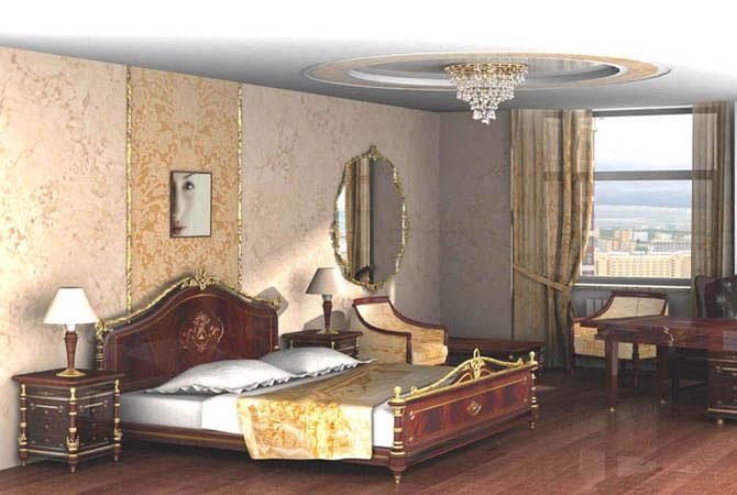 дизайн готовый 3-х комнатной квартиры чешка
