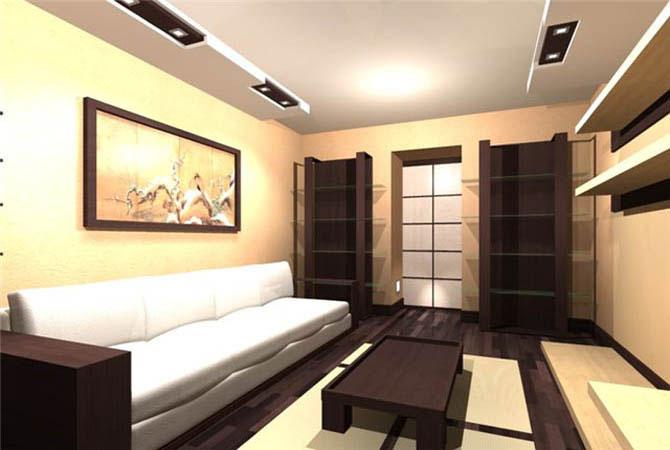 проекты современного дизайна квартир