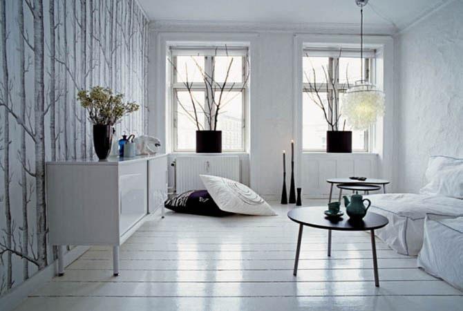 дизайн малогабаритной двух комнатной кв