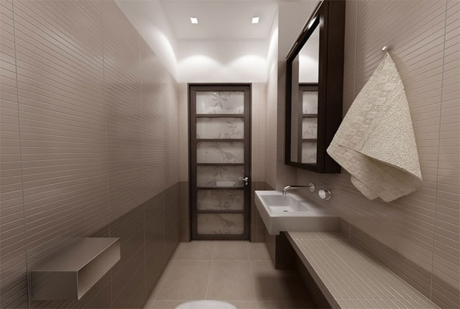 дизайн проект квартиры серии домов п-90