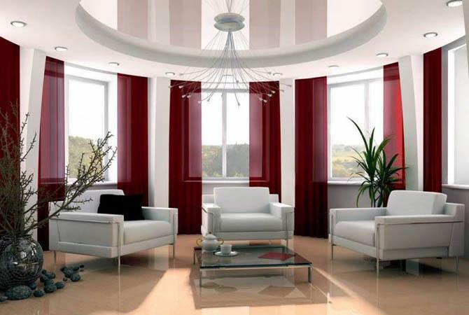 дизайн и фотогалерея квартир