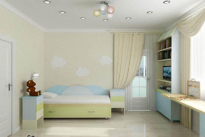 интерьер двухкомнатной маленькой квартиры