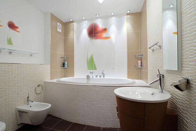 дизайн интетьера квартиры штор