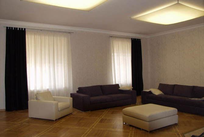 дизайн интерьер небольшой четырехкомнатной квартиры