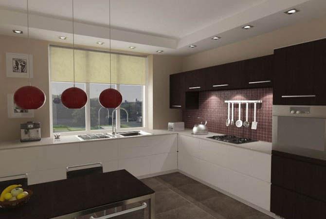 дизайн интерьера двуухкомнатной квартиры 46 кв м