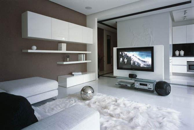 внутренняя отделка жилого дома