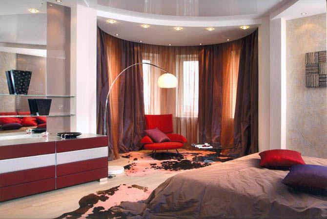 дизайн и интерьеры квартир серии и-155