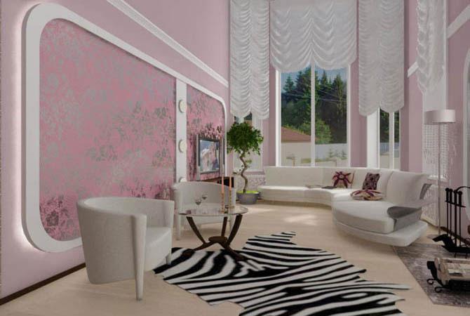 примеры дизайна двухкомнатной квартиры фото