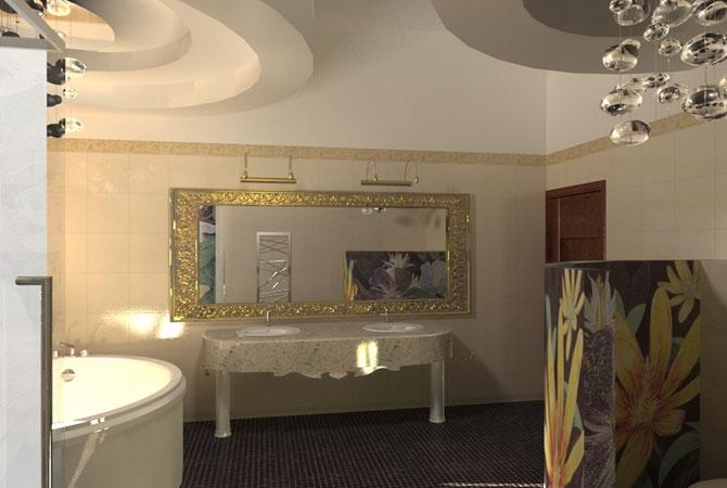 оформление интерьера дизайн квартир