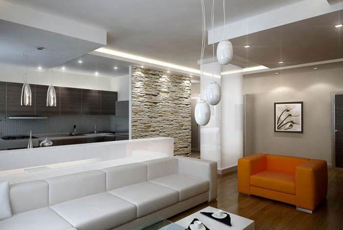 дизайн интерьер квартир перепланировка фотогалерея