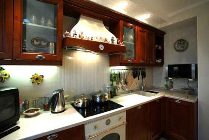 проекты ремонта в квартире отделка