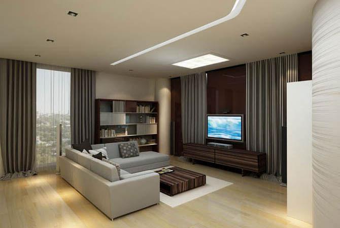 дизайн кухни зала комнаты
