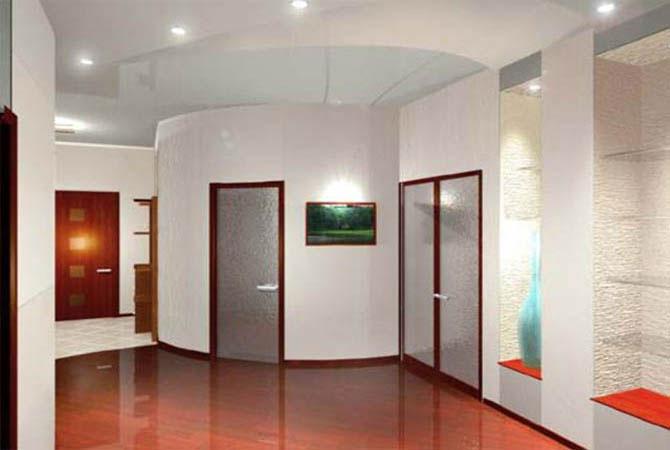 дизайн интерьера жилой комнаты фото