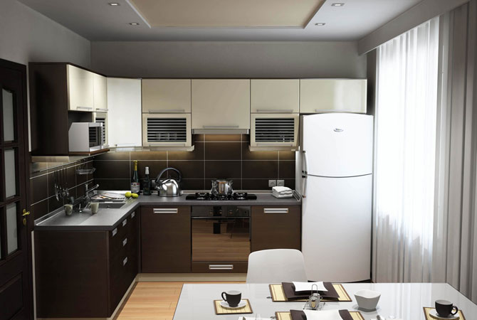 интересные интерьеры для маленьких квартир