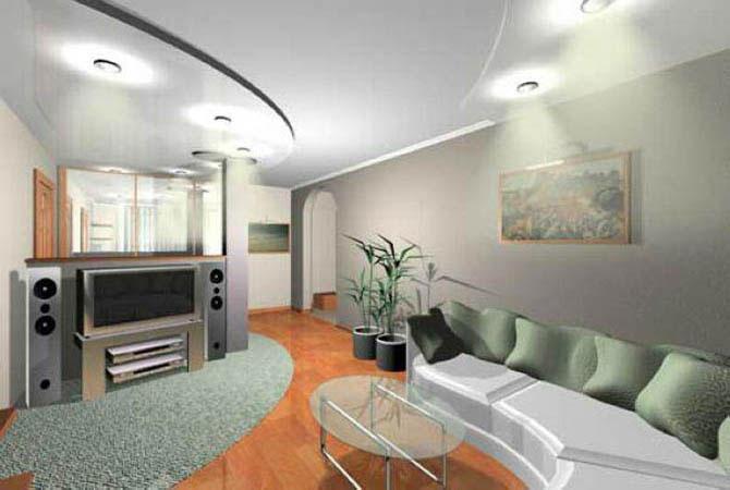 дизайн интерьера прихожей квартиры с фото
