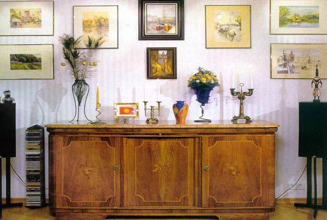 интерьер квартиры винецианский стиль