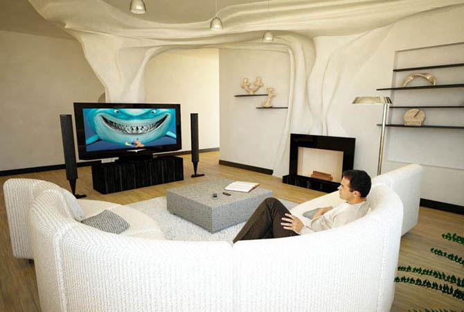 составление дизайнерского проекта квартира