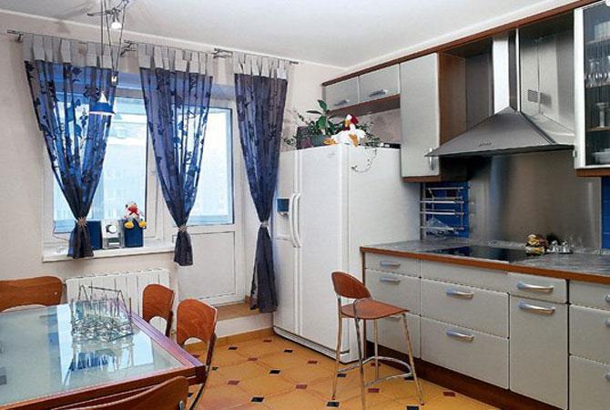 дизайн проект квартир серии п44