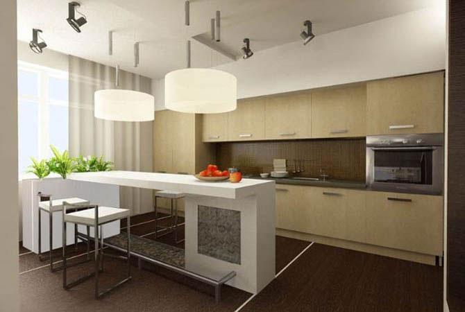дизайнерские проекты для обычной квартиры