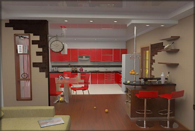 1001 дизайн проект квартир