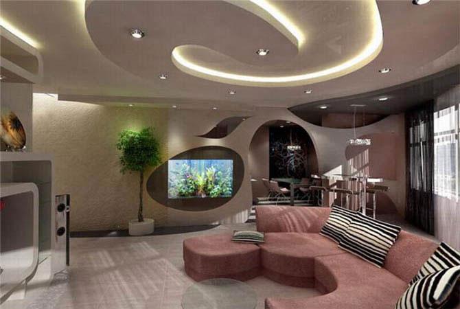 дизайн интерьера квартиры ремонт новосибирск