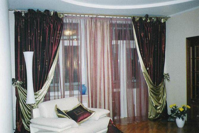 дизайн интерьера угловой комнаты в кирпичной пятиэтажке