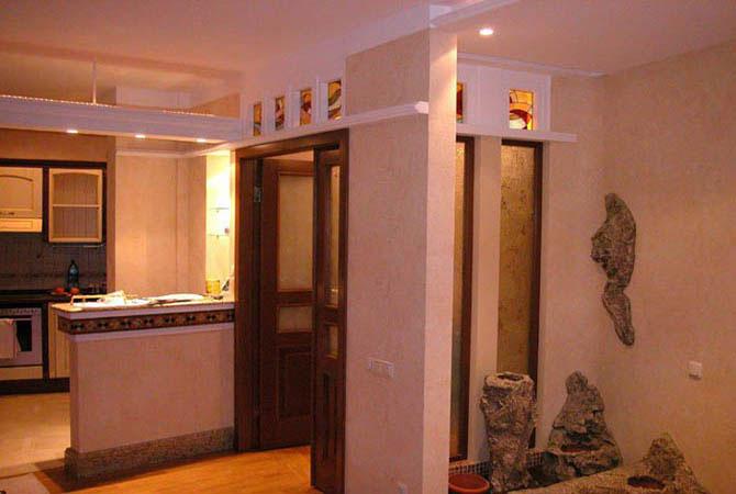 ремонт квартир натяжные потолки 24