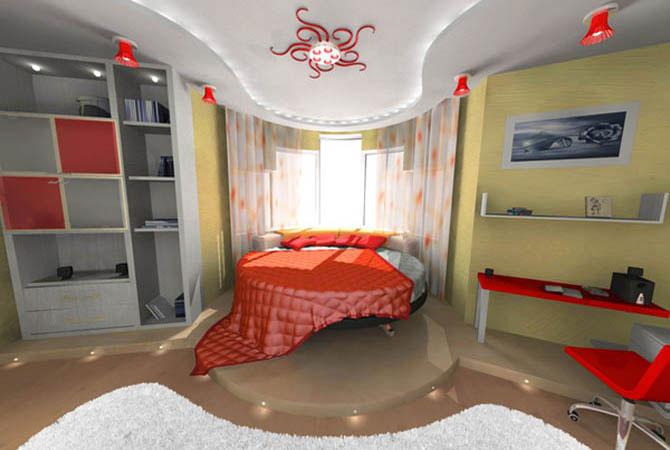 стиль комфорт уют планировка интерьер комнаты nat