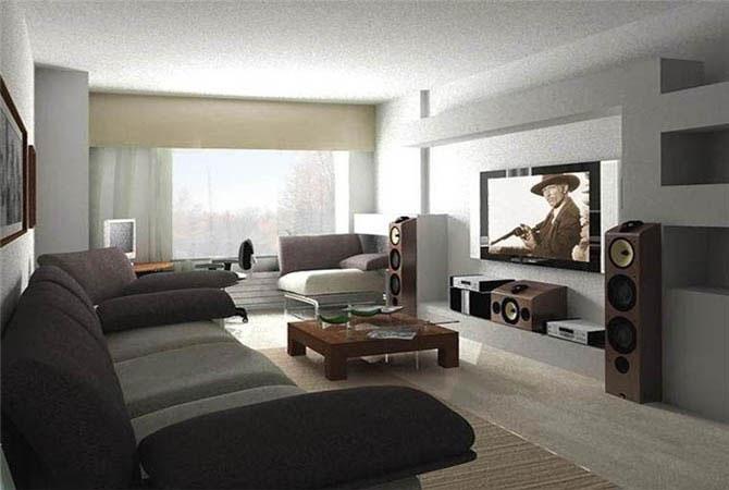дизайн однокомнатной квартиры 43 квм