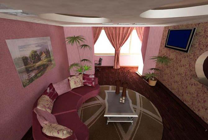 дизайн интерьер новой квартиры