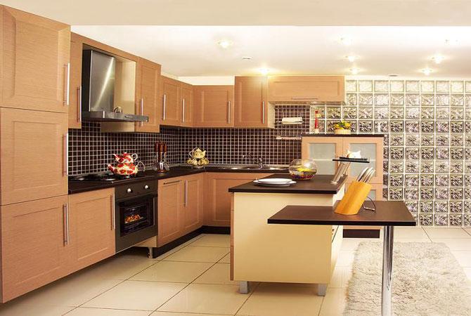 красивый интерьер просто для однокомнатной квартиры