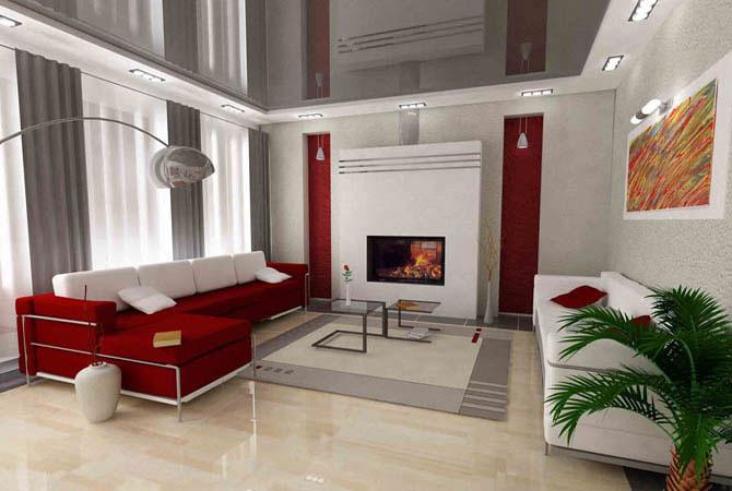 дизайн интерьера квартир магазин