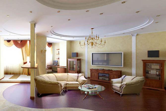 трещины в квартире и ремонт