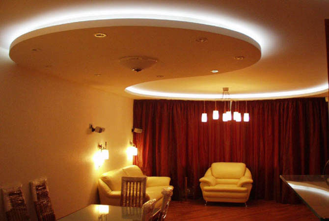 фотогалерея интерьера 1-комнатных квартир