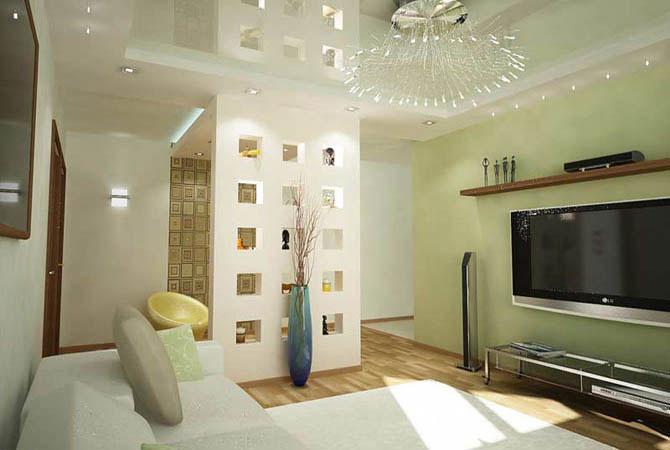 интерьер квартиры в панельном доме фото