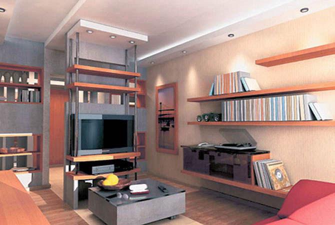 фотографии интерьера для небольших квартир