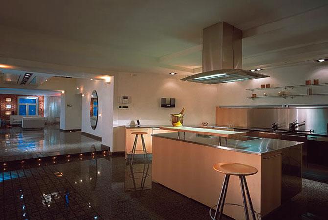 интерьер двухкомнатной квартиры в панельной девятиэтажке