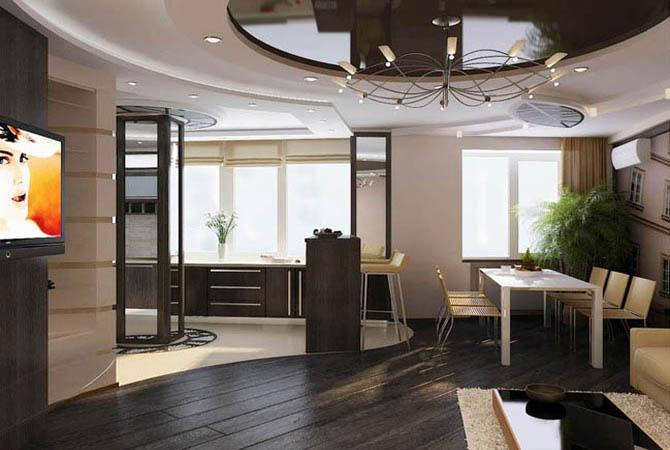 дизайн квартир с длинным коридором