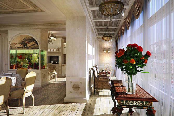 дизайн 2-х комнатной квартиры фото