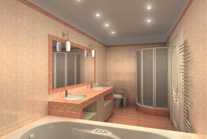 примеры дизайна однокомнатной квартир