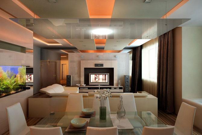 перепланировка квартир с неквадратными комнатами