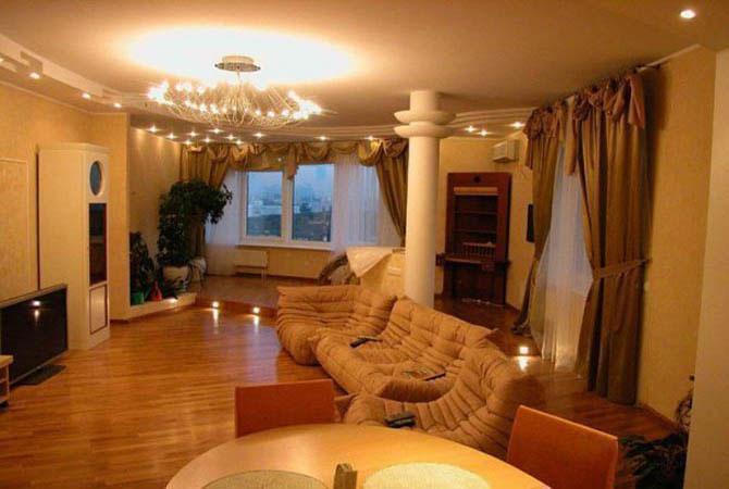 дизайн интерьера квартиры в спб