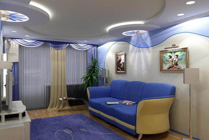 интерьер планировка 2-х комнатной хрущевки
